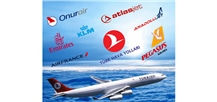 International & Domestic & Charter Flights